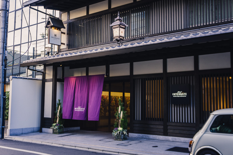 インターゲートホテル京都